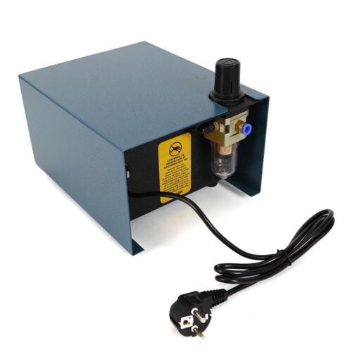 Pneumatic Impact machine à graver Double terminé Graver Bijoux Outil Graveur DHL