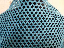 2 YD  FISH NET fabric 4 way good WEIGHT spandex NYLON LYCRA j815