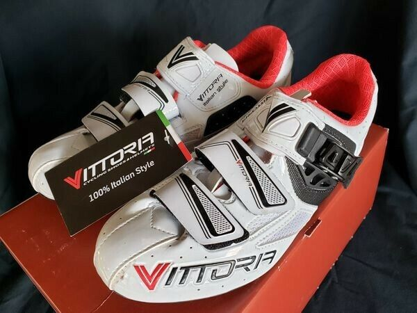 Vittoria Speed Road Bike Cycling shoes Size 38 New In  Box Handmade   up to 65% off