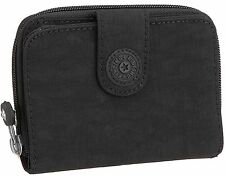Kipling Womens New Money wallet Black