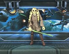 STAR Wars Kit Figura 2005 marcisce Fisto Cavaliere Jedi