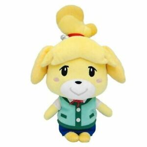 8-034-Animal-Crossing-New-Horizons-Isabelle-Plush-Soft-Stuffed-Doll-Toy-Kids-Gift