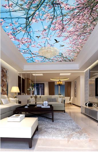 3D Squid Sky 55 Ceiling WallPaper Murals Wall Print Decal AJ WALLPAPER US