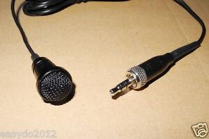1-8-034-Lock-plug-Cardioid-Lavalier-Lapel-Microphone-For-Sennheiser-G1-G2-G3