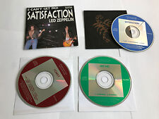 Led Zeppelin I Can't Get No) Satisfaction The Diagrams Of TDOLZ VOL.036 3 CD