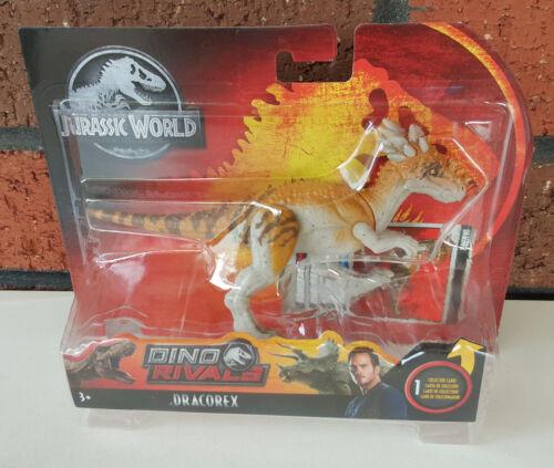 Dracorex 2018 Jurassic World Dino Rivals NEW Mattel