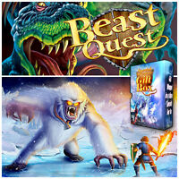 Beast Quest Series 1 Adam Blade Collection 6 Books Gift Box Set Pack Pre Order