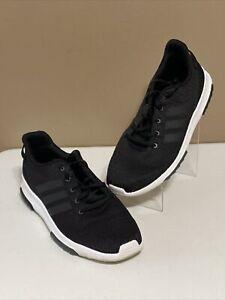 Adidas-CF-Racer-Tr-Mens-Running-Shoes-Core-Black-Cloud-White-DA9306-Size-13