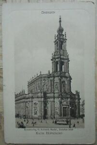 AK-Dresden-Hofkirche-SEHR-GUTER-ZUSTAND