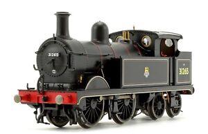 HORNBY-R3631-WAINWRIGHT-H-CLASS-BR-BLACK-0-4-4-TANK-LOCOMOTIVE-NO-31265-NEW