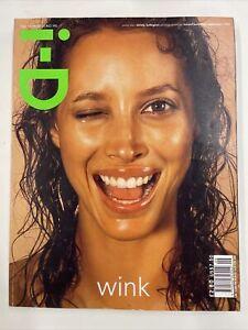 i-D Pop Culture Magazine September 1999 Christy Turlington Richard 020421ame