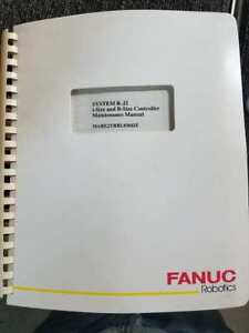 fanuc system r j2 i size b size controller maintenance manual ebay rh ebay com fanuc robotics system r-j2 controller mechanical connection and maintenance manual Fanuc Controls
