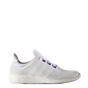 Uk12 Adidas da 5 Pureboost bianche ginnastica 2 uomo Scarpe s81737 rFr0q