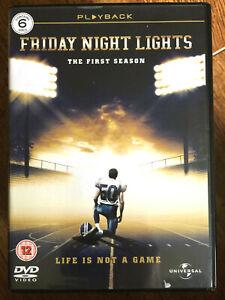 Friday-Noche-Luces-Temporada-1-DVD-Caja-Set-Americano-Futbol-Eeuu-TV-Drama-Serie