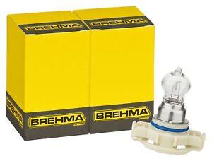 2x Brehma PSX24W 12V 24W PG20/7 Nebelscheinwerfer Lampe für Citroen Peugeot