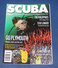 BSAC - SCUBA MAGAZINE - JULY 2012 - GO PLYMOUTH/THE PHILIPPINES/STAY LONGER