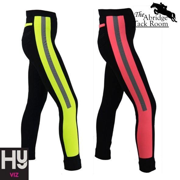 HyVIZ Reflector Ladies Jodhpurs  – 6 sizes,2 colours  – Hi Vis – Be Safe Be Seen  fashion
