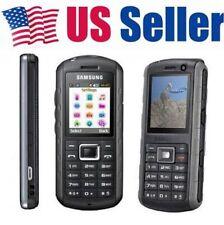 Samsung GT B2100 Solid WATERPROOF Grey   Black (Unlocked) Cellphone USA Shipping