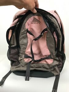 Kelty-Backpack-Factory-Sample-Pink-2-Small-Holes-Padded-19-034-x-15-034-approx