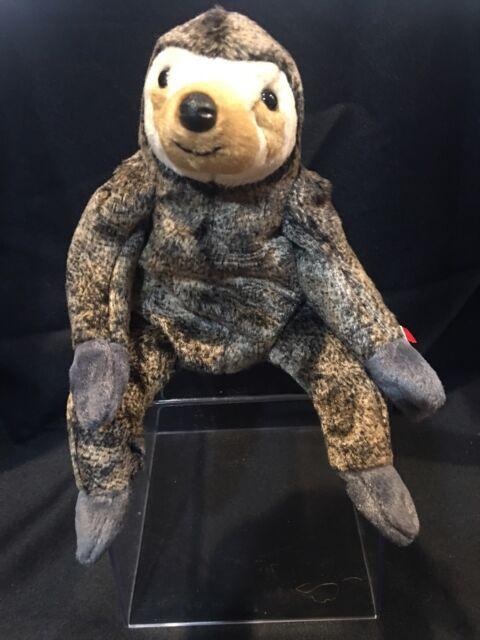 d7d3f44fb4b TY Beanie Baby Slowpoke the Sloth DOB May 20