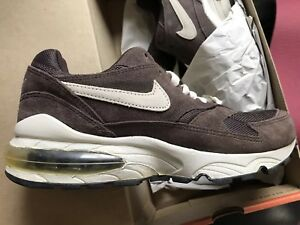 promo code 38727 c9ade Image is loading New-NWT-Nike-Air-Max-Burst-Baroque-Brown-