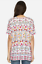 JOHNNY-WAS-Embroidered-SIYBLL-BLOUSE-Shorter-Sleeve-Floral-Tunic-L-258 thumbnail 9
