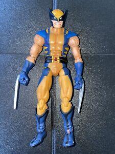 Marvel Legends Astonishing Wolverine (Apocalypse BAF)