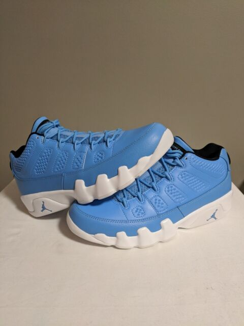 on sale b240c ed2b3 Air Jordan 9 Retro Low 832822-401 Mens Basketball Shoes Pantone University  Blue