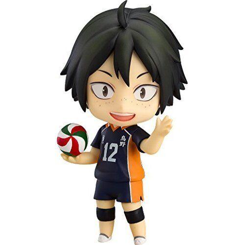 Karasuno high school Tadashi Yamaguchi non-scale figure Nendoroid  Haikyu !