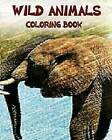 Wild Animals Coloring Book: Sketch Coloring Book by Lisa Ott (Paperback / softback, 2015)