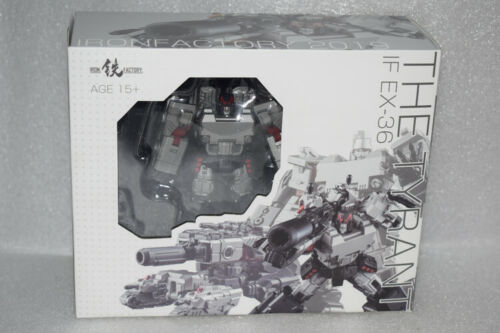 New Transformers IronFactory IF EX-36 The Tyrant in Stock