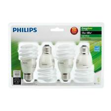 Replacement for Philips 60ba9c//f Light Bulb by Technical Precision 4 Pack