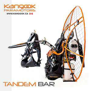 Details about Tandem Bar Kangook for use with ALL Paramotor and other  Powered Paragliders PPG