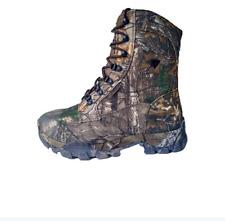 Mens Boots - Herman SURVIVORS - hunting - CAMO - waterproof -Size 12 wide width