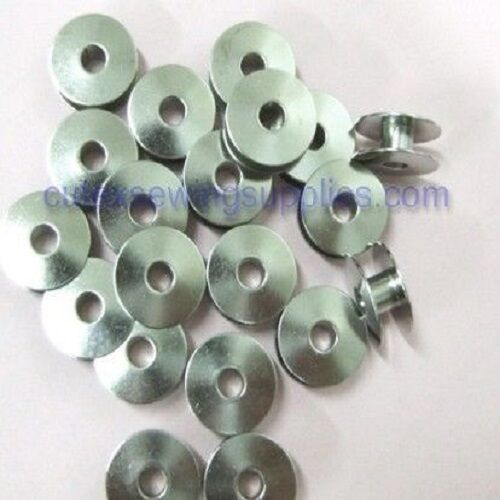20 Metal Bobbins #40264 For SINGER 95 96 Class Sewing Machines