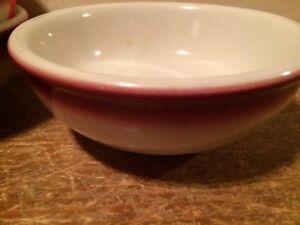 Vintage Buffalo China Restaurant Ware Small Bowl Made in USA 5 ...