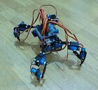 Quadruped Four Feet Robot