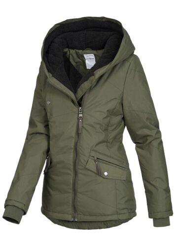 vie capuchon Manteau à de Olive B18119021 Teddy pour rabais 77 56 style femme de hiver xS07PRwqcg