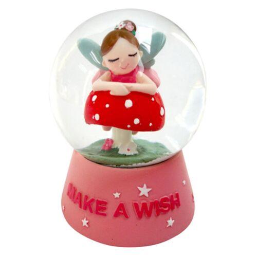 Fleur Die Fee Schneekugel Glitter Glanz Feen Glas Wasserball Geschenk Mädchen
