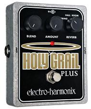 EHX Electro Harmonix Holy Grail Plus, Brand New, Free Global Shipping
