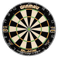 WINMAU BLADE DUAL CORE CHAMPIONS CHOICE DARTBOARD Steel Tip Dart Board Trainer
