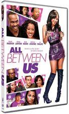All Between US Tiffany Haddish Denyce Lawton (dvd 2018) WS