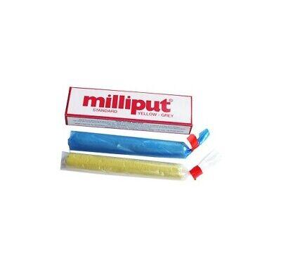 113.4g 35g COMBO Milliput-Standard- Blue Stuff - + Instant-Sil-Blue