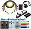 11Pcs-Set-Men-Women-Resistance-Bands-Workout-Exercise-Yoga-Crossfit-Fitness-Tube thumbnail 1