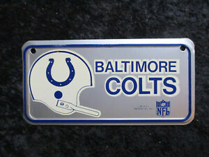 Vintage Early 1970's Baltimore Colts Single Bar Face Mask ...