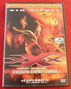 DVD-Movie-XXX-Vin-Diesel-Special-Full-Screen-Edition
