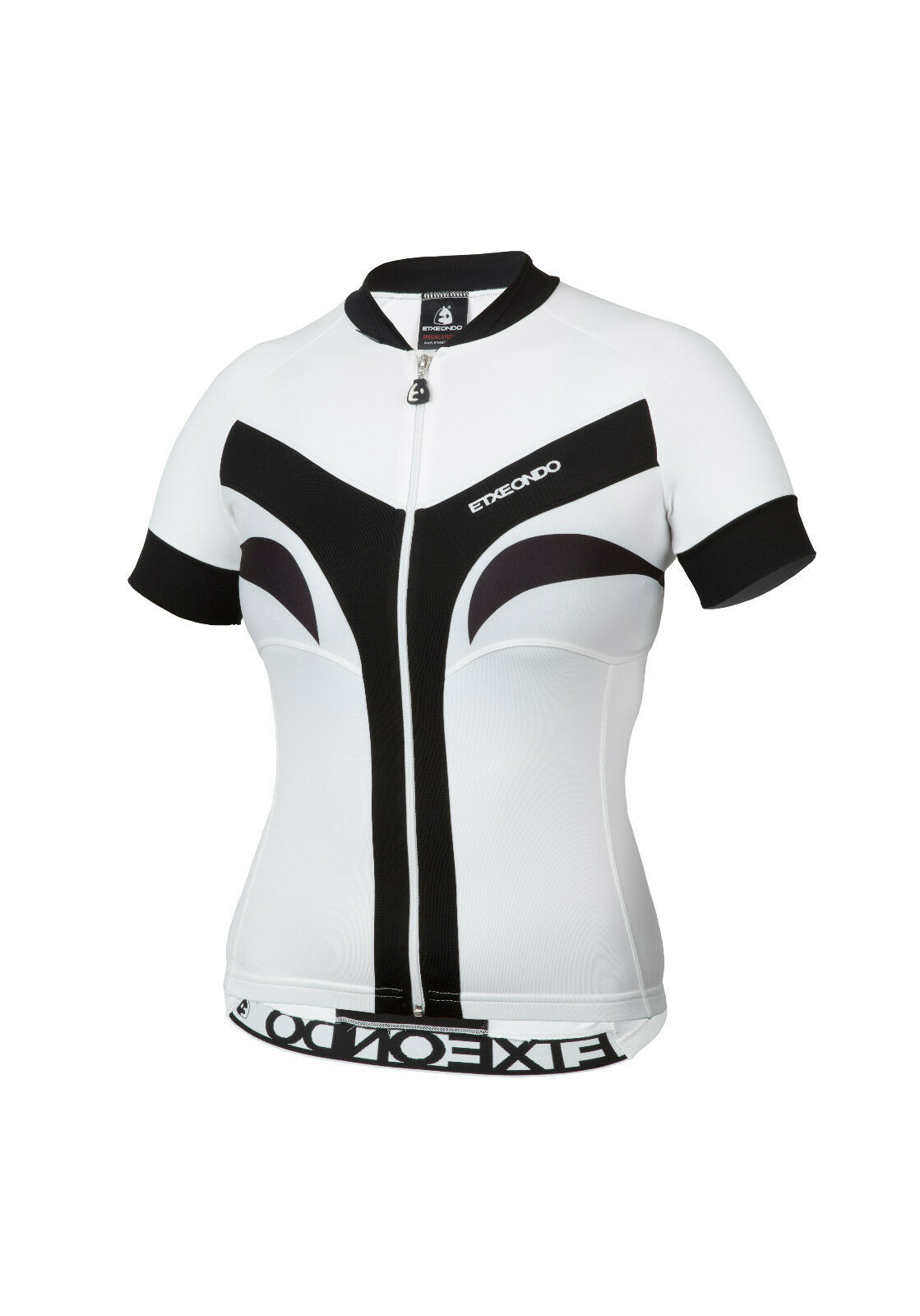 Para Mujer Etxeondo Aroa Tx Manga Corta Ciclismo Jersey Jersey Jersey De Color blancooo (30222) 5eb78d