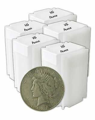 Silver Peace Dollar AU//CU Lot of 10 S$1 Coins *Credit Card Payment Only
