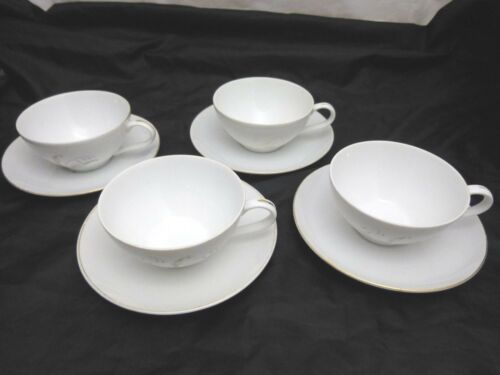 floral design saucers and tea cups!!! Kaysons Fine China Japan golden rhapsody