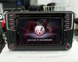 genuine volkswagen carplay android auto mib2 discover. Black Bedroom Furniture Sets. Home Design Ideas